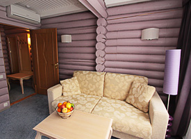 Scandinavia. Two room Junior Suite