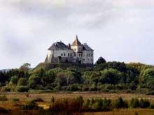 Olesko Castle, Lviv region, Ukraine
